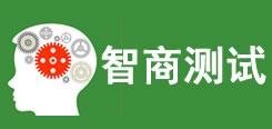 国际标准智商测试题